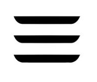 File:Tesla Model 3 Logo.png.