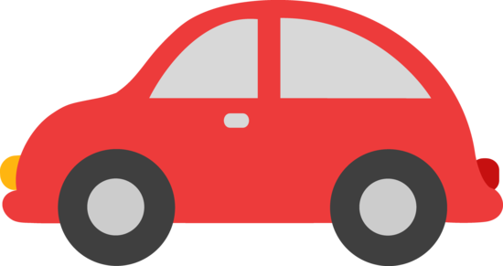 Red Toy Car Clipart By Liz.