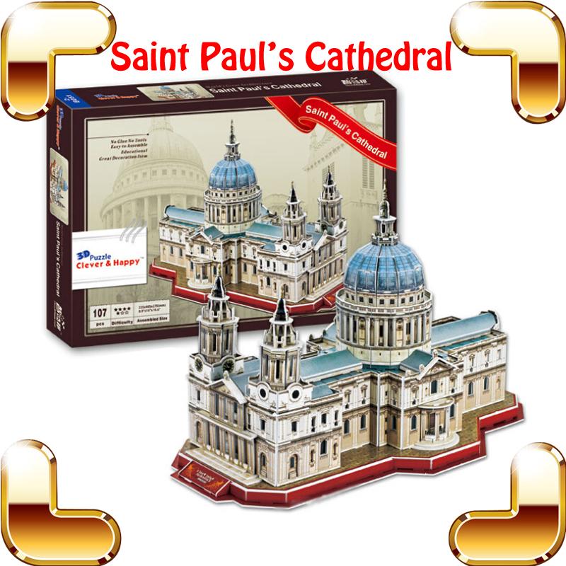 Popular Church 3d Model.