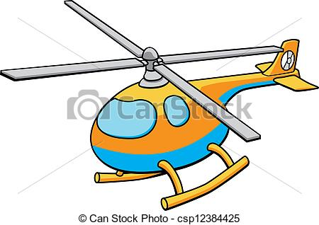 Toy helicopter Vector Clipart Royalty Free. 924 Toy helicopter.