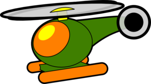 Toy Helicopter Clip Art at Clker.com.