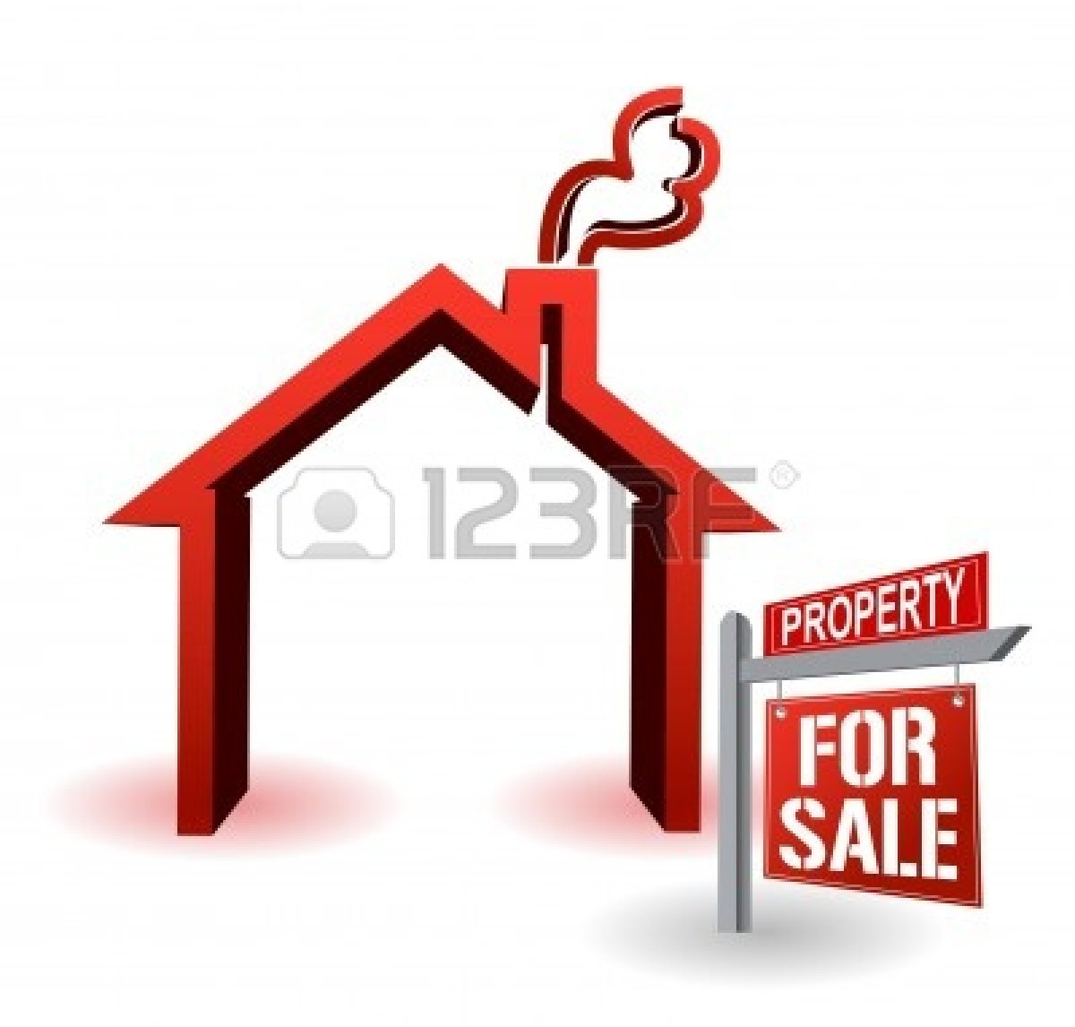 House Sold Clip Art.