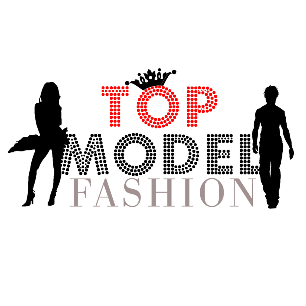 Fashion Model Logo.