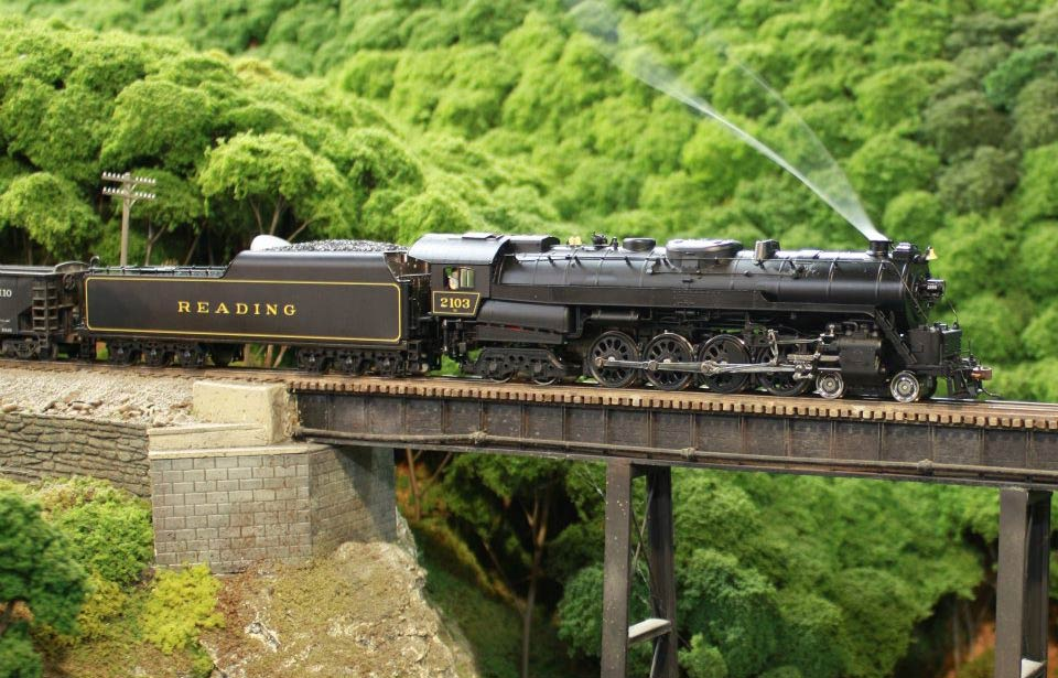 1000+ images about Model Railroad Trains on Pinterest.