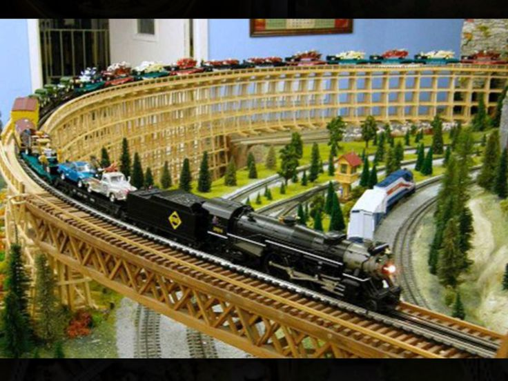 1000+ images about Electric toy trains on Pinterest.