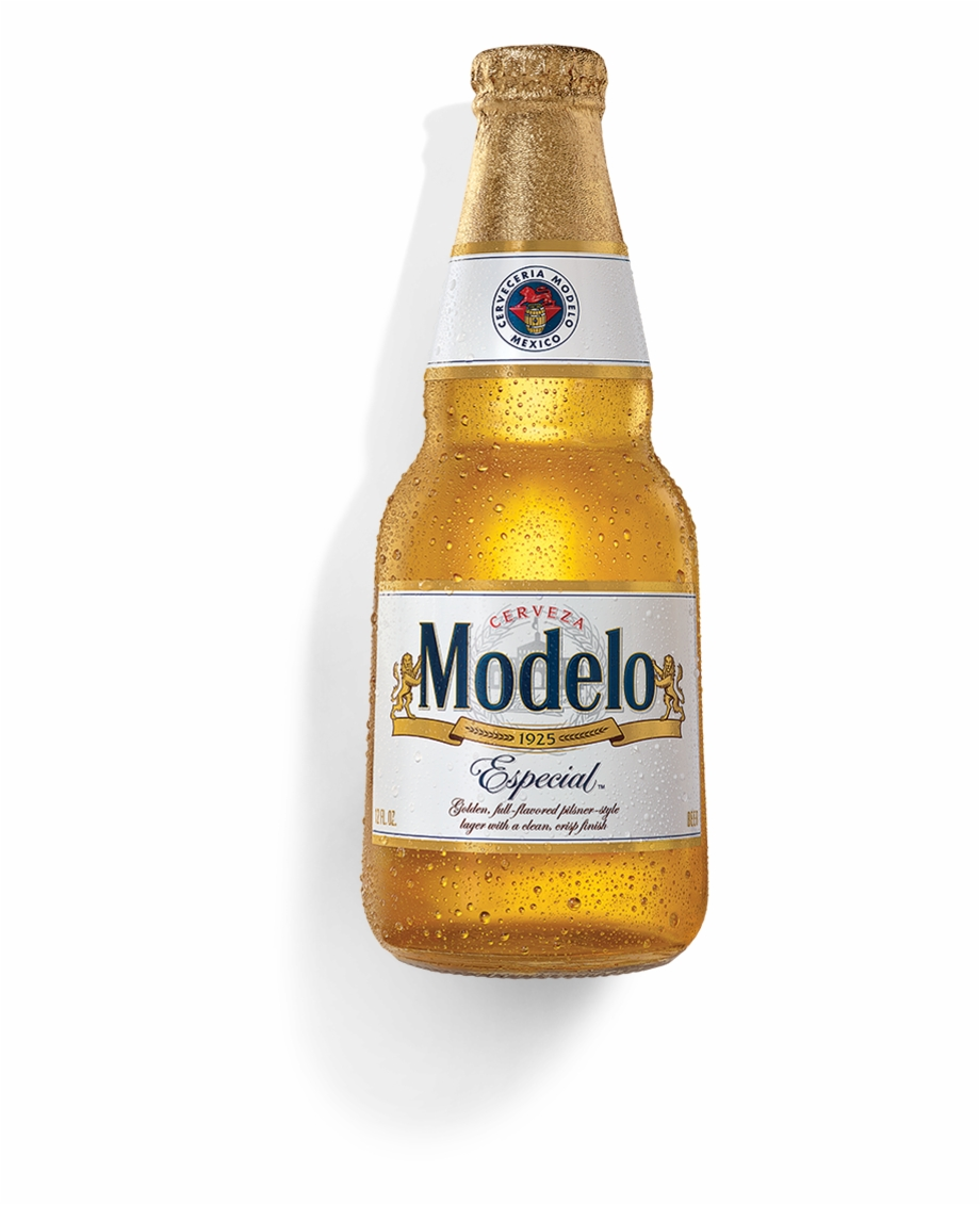 Download Free png Modelo Beer Png.