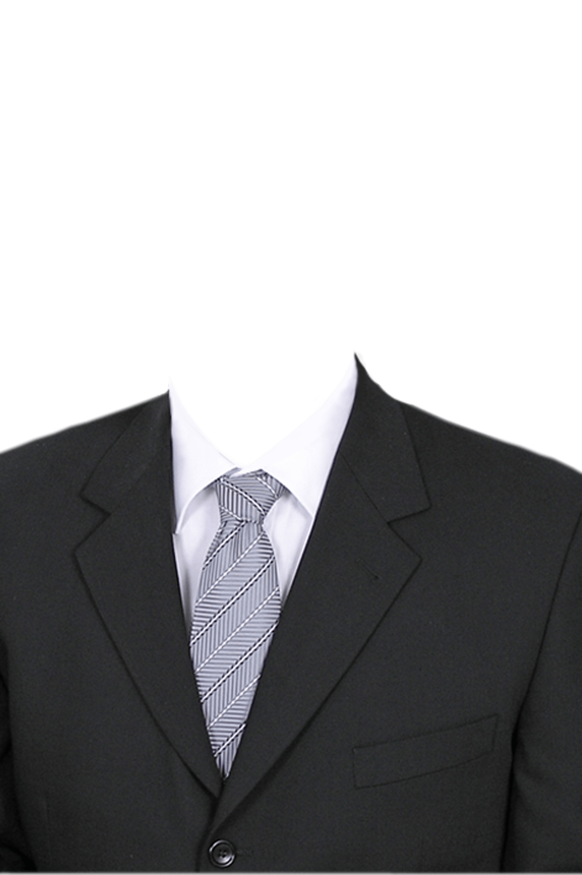 Man In A Suit Template in 2019.