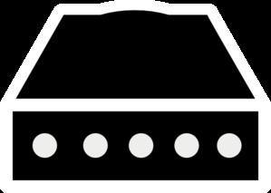 Internet Modem Clip Art at Clker.com.