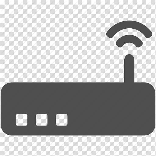 Computer Icons Modem Wireless router, Wifi, Modem Icon.