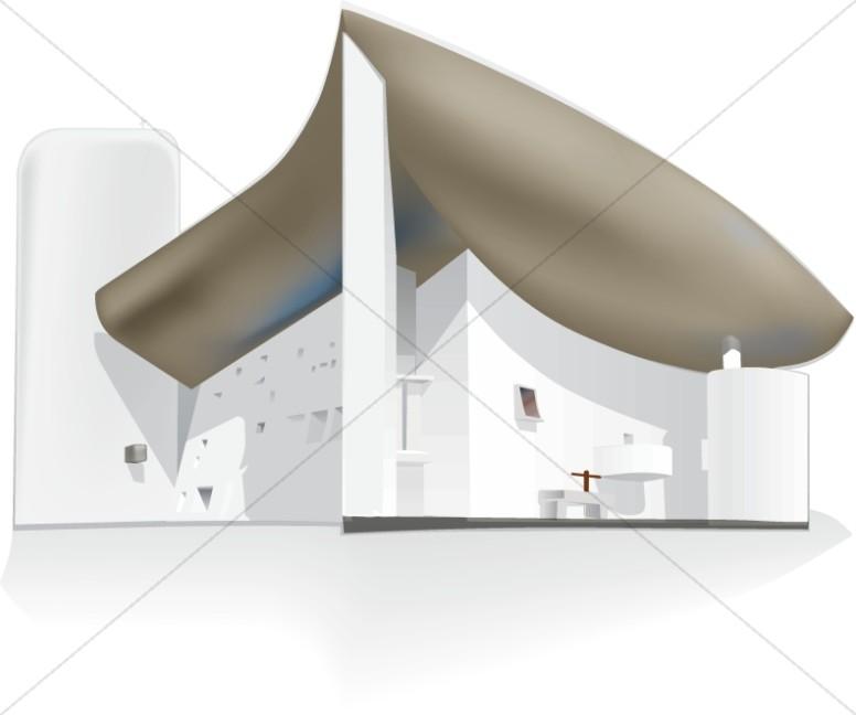 Church Clipart, Church Graphics, Church Images.