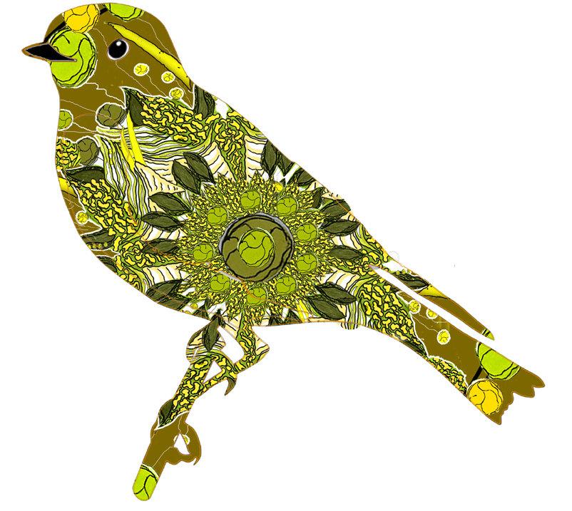 Popular items for modern bird art on Etsy.