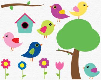 22226 Bird free clipart.