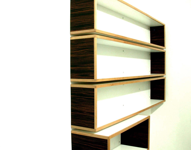 Image : Wall Shelves For Books.