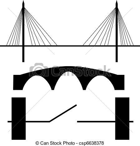 Suspension bridge Illustrations and Clip Art. 603 Suspension.