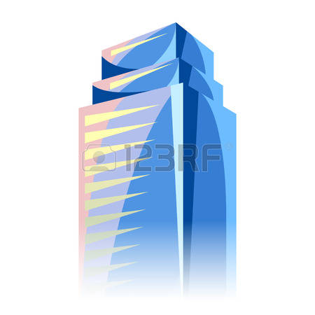 141,069 Modern Building Stock Vector Illustration And Royalty Free.