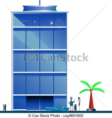 Modern building Vector Clipart EPS Images. 50,828 Modern building.