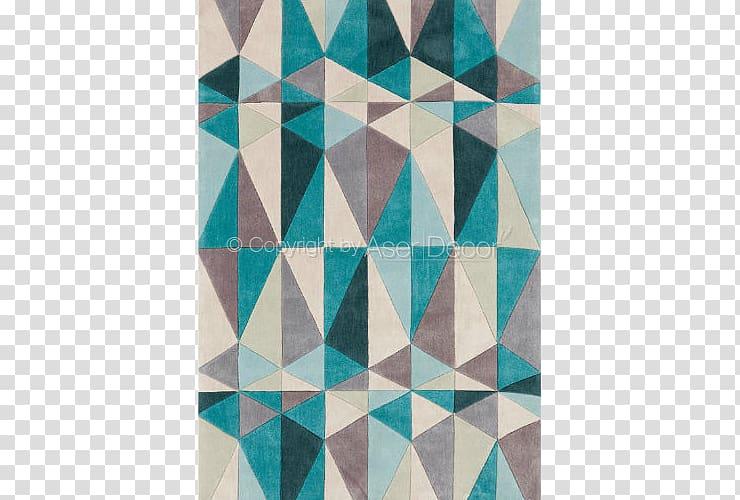 Carpet Shag Tufting Living room Dhurrie, modern geometric.