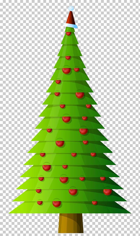 Christmas tree , Christmas Tree Modern Style Transparent.