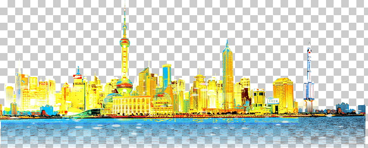 Modern architecture, Modern City PNG clipart.