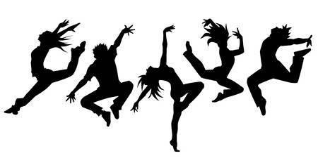Contemporary dance clipart 2 » Clipart Portal.