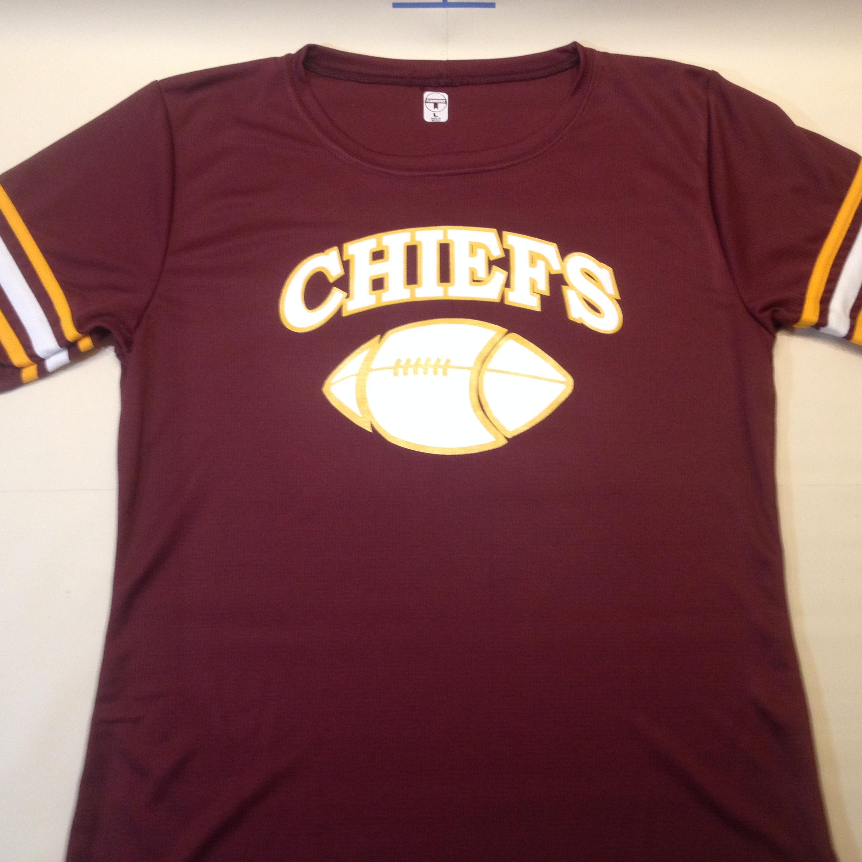 Alabama #crimson red custom #football jersey with cool modern.