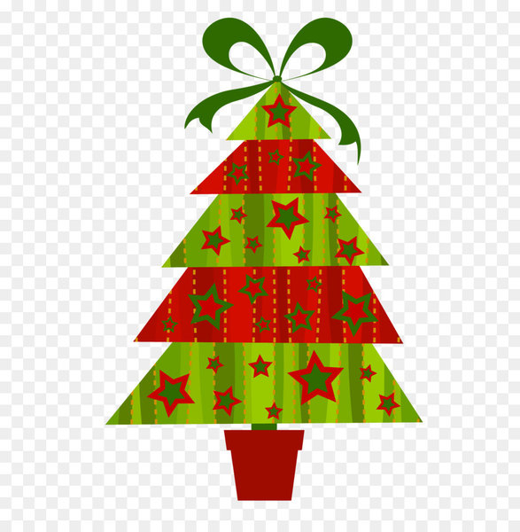 Christmas tree Christmas decoration Clip art.