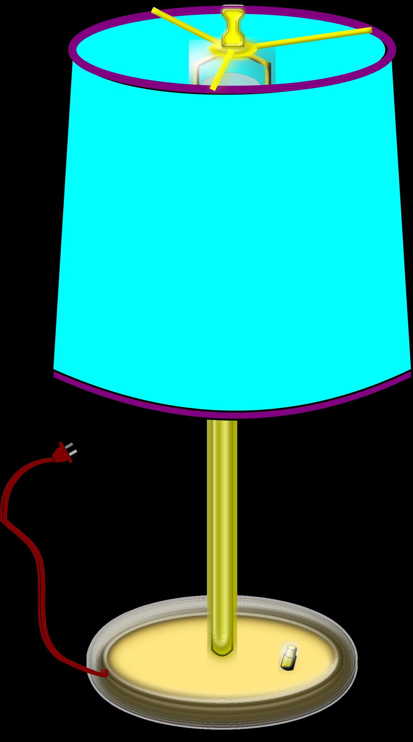 Lamp clipart modern lamp, Lamp modern lamp Transparent FREE.