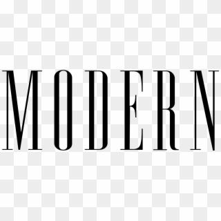 Modern Png.