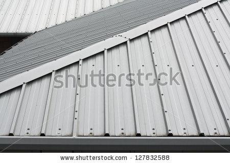 Metal Roof Stock Photos, Royalty.