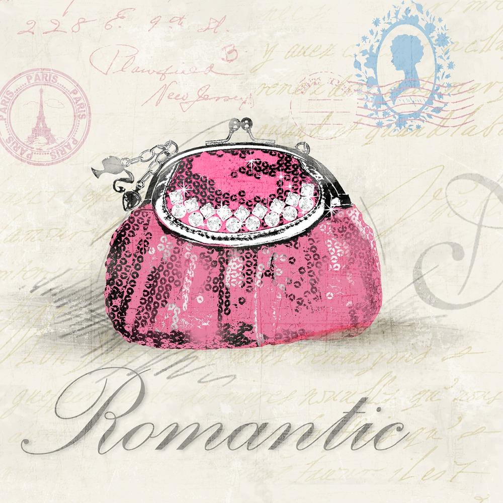 Aliexpress.com : Buy Modern Still Life canvas art pink perfume.