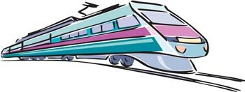 Modern Train Clipart Picture Free Download.