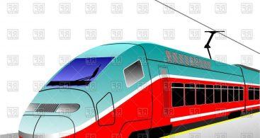 Modern Train Clip Art Archives.