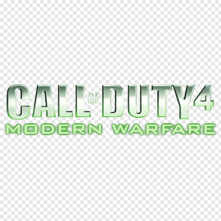 Call of Duty 4: Modern Warfare Call of Duty: World at War.