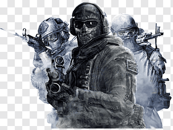 Modern Warfare 3 cutout PNG & clipart images.