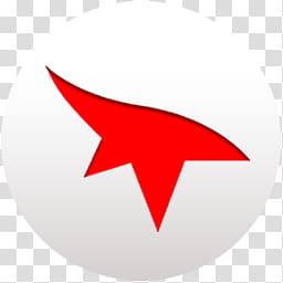 Mirror Edge Catalyst Custom Icon transparent background PNG.