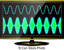 Modulation Vector Clipart EPS Images. 97 Modulation clip art.