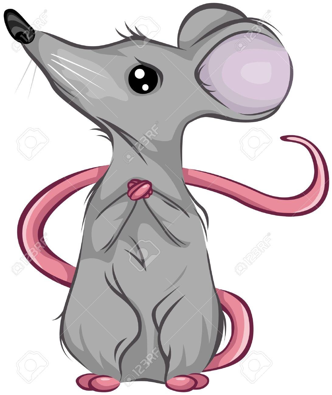 Transparent Mouse Clipart Clip art of Mouse Clipart #6951.