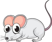 Mouse Clip Art Black And White Free.