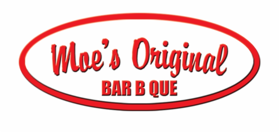 Moe's Original Bbq, Transparent Png Download For Free.