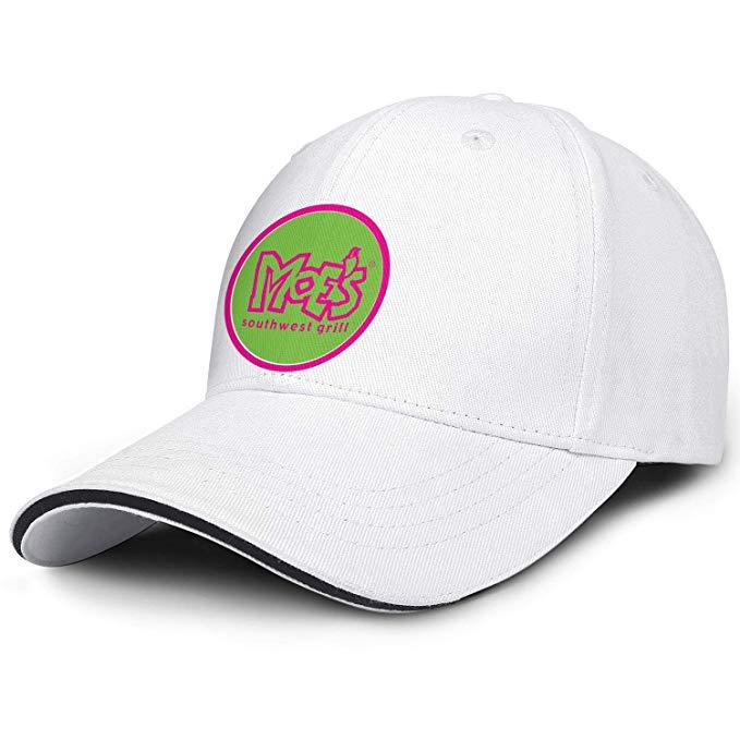Amazon.com: Moe\'s Southwest Grill Logos Mens Women Snapback.