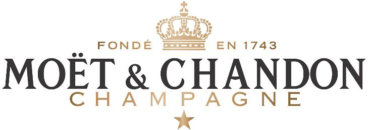 19 Famous Champagne Brands and Their Logos.