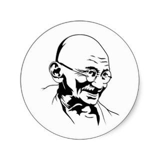 Mahatma Gandhi Clip Art.