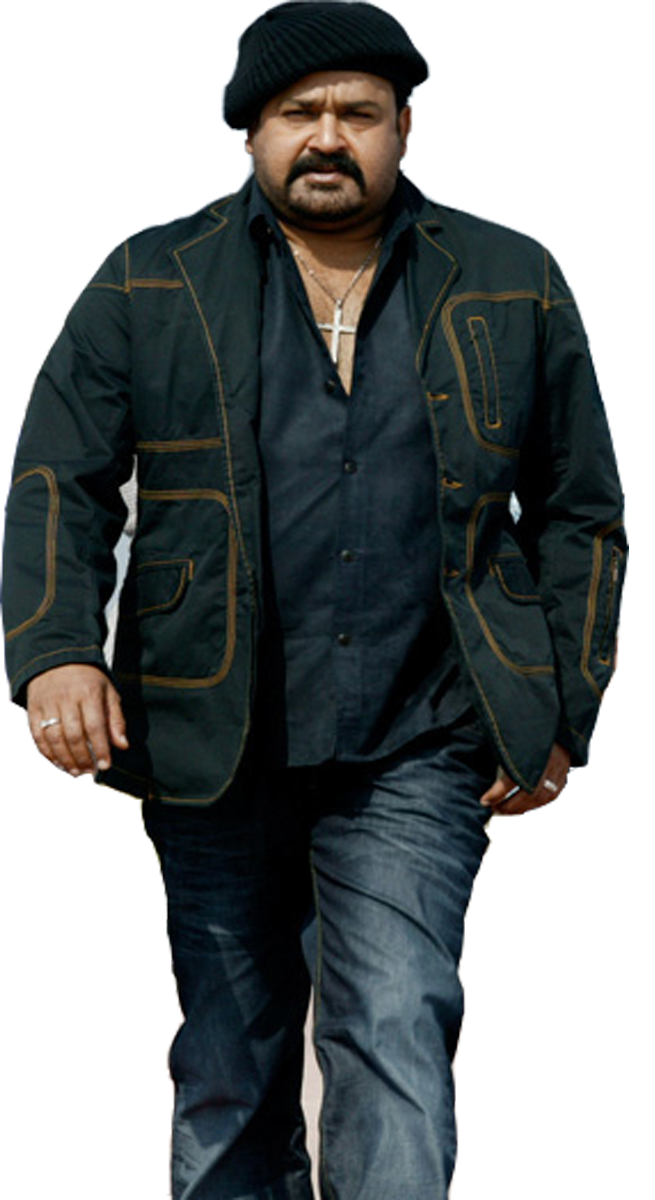 Mohanlal png 3 » PNG Image.