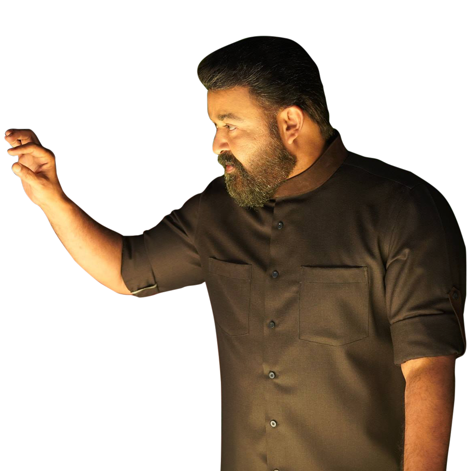 MOHANLAL WHATSAPP HD PNG STICKERS AND Kairali TMT AD.