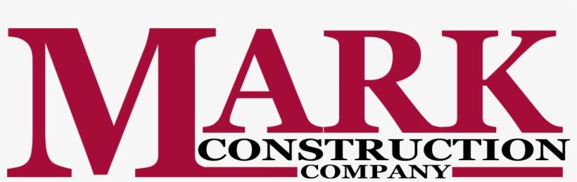 Mark Construction Company.