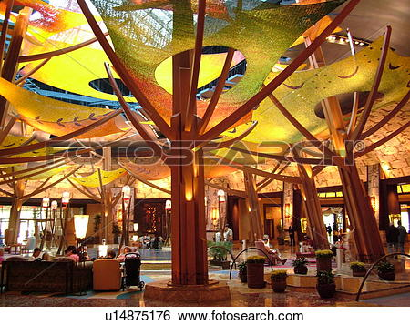 Stock Images of Uncasville, CT, Connecticut, Mohegan Sun Casino.