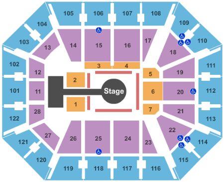 Mohegan Sun Arena Tickets.