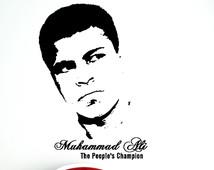Ali clipart.