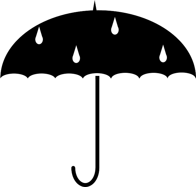 Free vector graphic: Protect, Umbrella, Water, Cover.