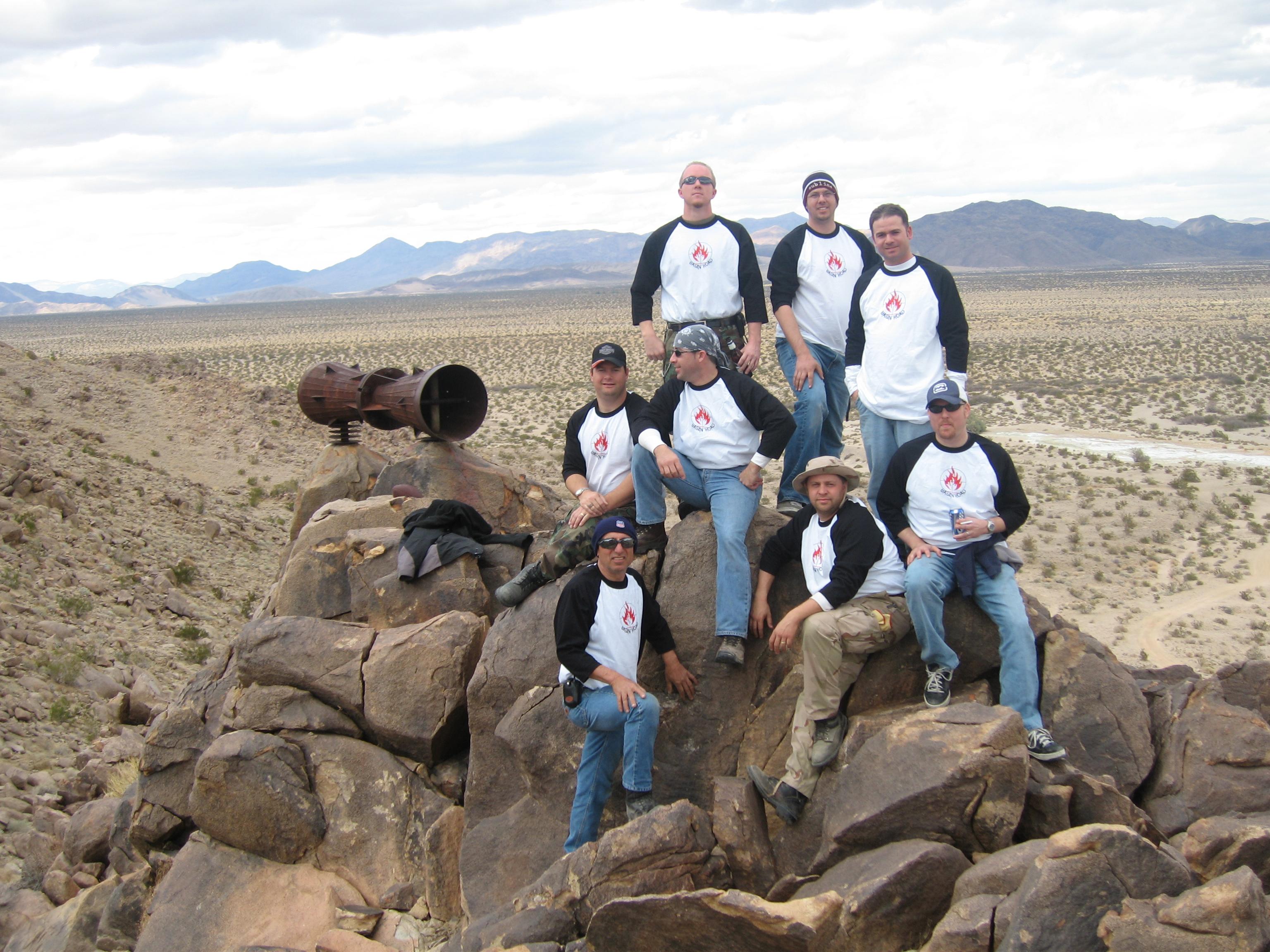 Mojave Desert T.